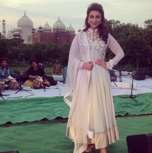 parineeti chopra taj