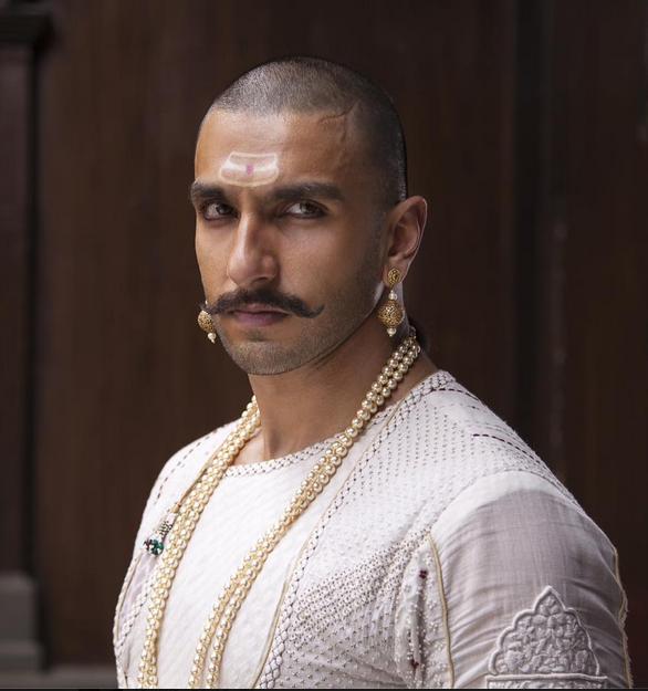 Ranveer Singh Bajirao Peshwa