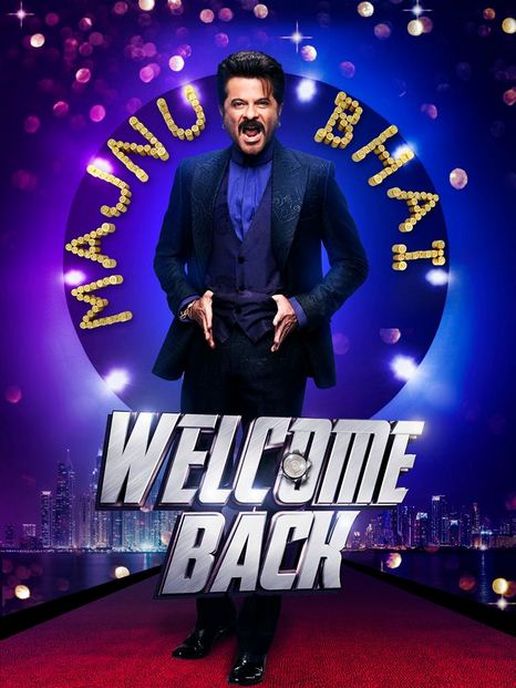 anil kapoor welcome back