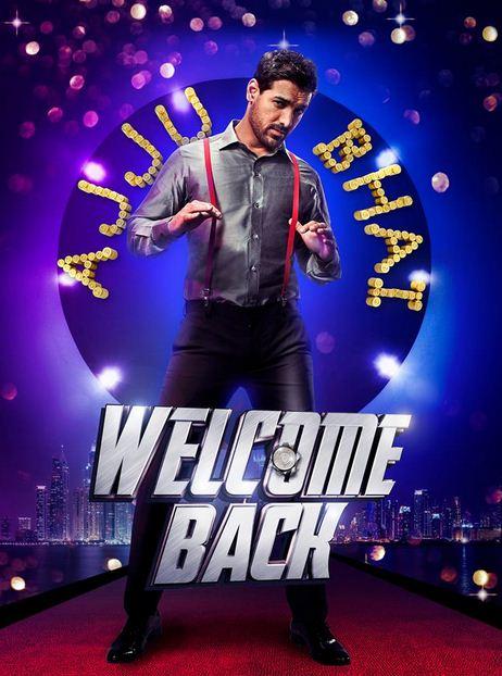 john abraham welcome back