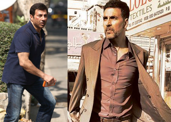 ghayal once again airlift