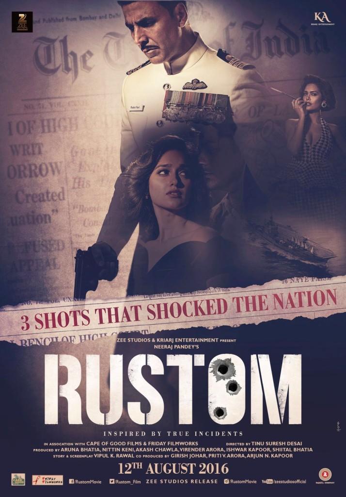 rustom_second_poster